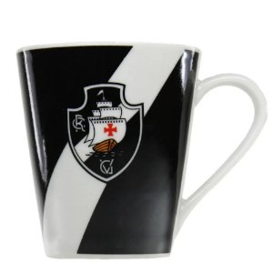 Caneca Porcelana Vasco 290Ml Allmix