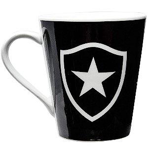 Caneca Do Botafogo Porcelana Produto Oficial 290 Ml - Allmix