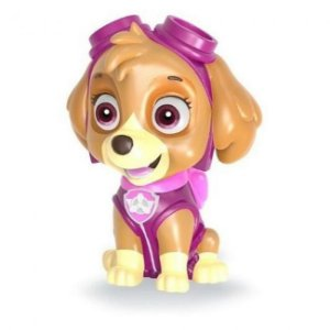 Cofrinho Skye Patrulha Canina - Lider