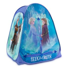 Barraca Portátil Infantil Frozen 2 - Zippy Toys