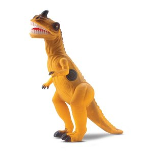 Dinossauro Tiranossauro Rex 2 Filhotes Dinopark Bee Toys