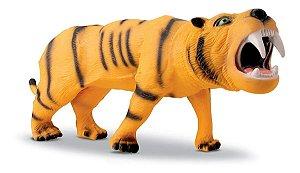 Tigre Felino Coleção Real Animal - Bee Toys