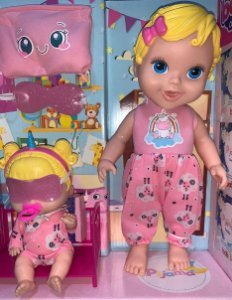 Boneca Festa do Pijama - Super Toys