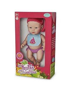Boneca Cheirinho De Fruta-Melancia Puppee
