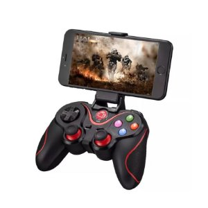 Controle Gamer Celular  Bluetooth Android Free Fire - Jc