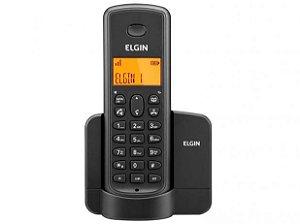 Telefone S/Fio ID Viva Voz Elgin