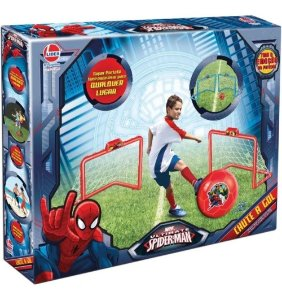 Chute A Gol Marvel Homem Aranha Spider Original - Líder
