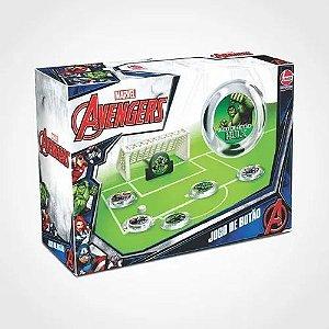Jogo De Botão Avengers Vingadores Lider