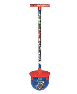 Jump Ball Avengers - Lider Brinquedos