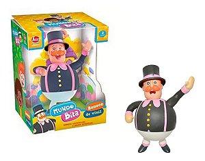 Boneco Vinil Mundo Bita Líder Brinquedos