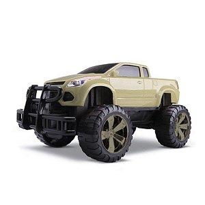 Carrinho Pick-Up Fireblade Safari - OMG Kids