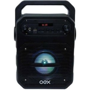 Caixa BLuetooth Fun 90W. Oex SK415 Preto