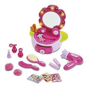 Porta Maquiagem Princesas Magicas Zoop Toys