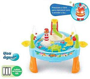 Clubinho De Pesca Pescaria Pega Peixe Eletrônico - Zoop Toys