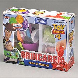 Kit Areia De Brincar Caixa Grande Toy Story 4 Toyng
