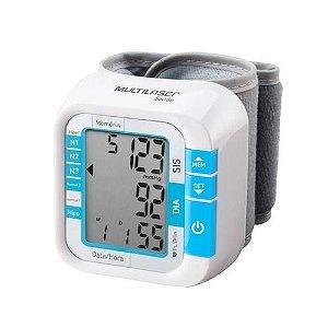 Monitor De Pressão Arterial De Pulso Multilaser