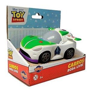 Veiculo Roda Livre Buzz Toy Story -toyng