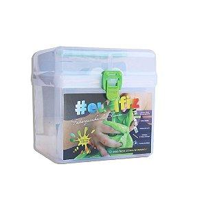 MASSINHA EUQFIZ Fabriquinha De Slime I9 Brinquedos BRI021