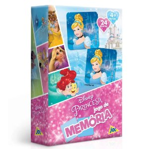 Jogo De Memoria Princesa Toyster