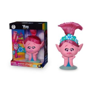 Busto Boneca Poppy Trolls - Pupee
