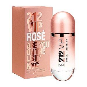 Perfume 212 Vip Rosé Eau De Parfum Feminino 50 ml