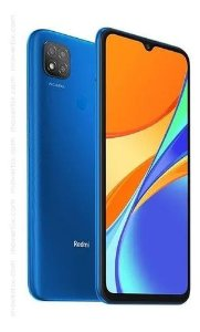 "Smartphone Xiaomi Redmi 9C Twilight Blue Dual Chip Tela 6,53"" 64GB/3GB Versão Global"