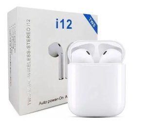 Fone De Ouvido Bluetooth Tws I12