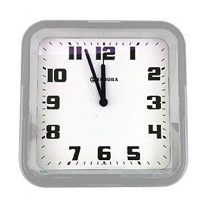 Relógio de Parede Eurora Branco