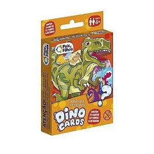 Jogo da memoria dinocards - Pais & Filhos