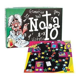 Jogo Nota 10 NIG - Nig Brinquedos