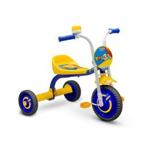 Triciclo Motoca Infantil You 3 rodinhas Boy - Nathor