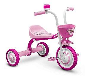 Motoca Triciclo Infantil - You 3 Girl - Nathor