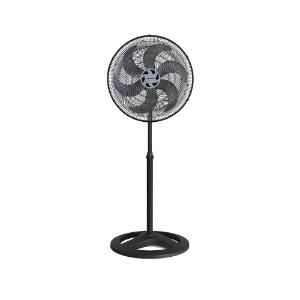 Ventilador De Coluna Ventisol Turbo 6 Pás 50cm Preto 127V