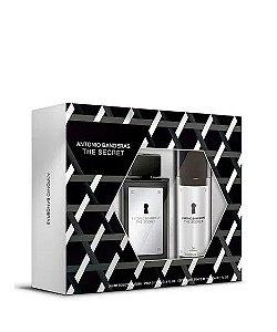 Antonio Banderas The Secret Kit - Eau de Toilette + Desodorante