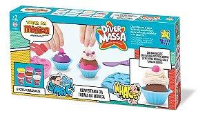 Diver Massa Confeitaria Da Turma Da Monica - Diver Toys