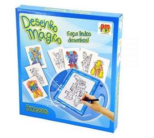 Desenho Mágico Bonecos - Dm Toys