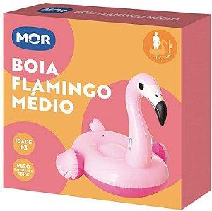 Boia Flamingo Médio rosa - Mor