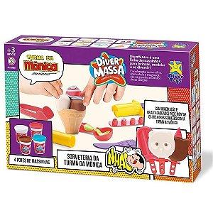 Diver Massa sorveteria da turma da mônica - Diver Toys