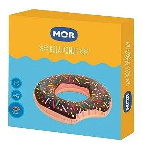 Boia Redonda Donut chocolate - Mor