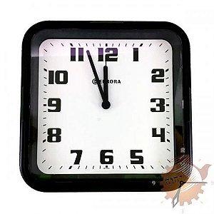Relógio de Parede Quadrado - Eurora