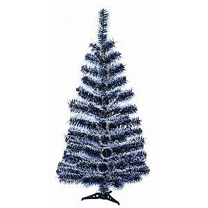 Arvore de Natal Nevada 90cm 90 Galhos