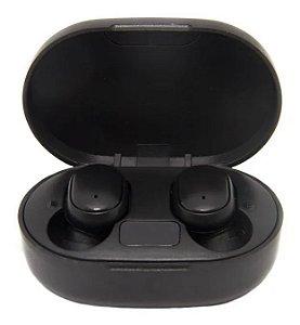 Fone de Ouvido Digital Bluetooth 5.0 - True