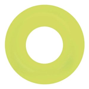 Boia Neon Amarelo Fluorescente 90 Cm - Mor
