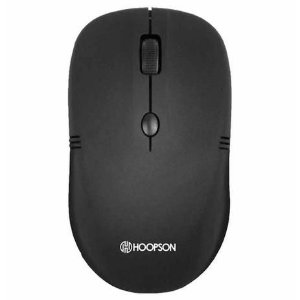 Mouse Usb Optico sem fio ms-037w - Hoopson