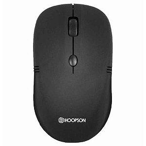 Mouse Usb Optico sem fio ms-037w - Hoopson