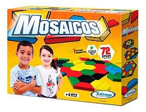 Mosaicos 72 Peças - Xalingo
