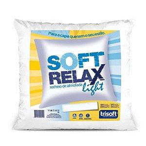 Refil para Capa de Almofada Soft Relax Light 45x45cm - Trisoft