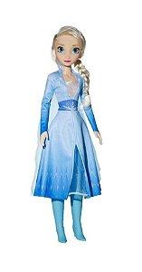 Boneca Elsa Mini My Size - Baby Brink