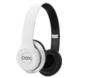 Headphone Style Oex HP103 Branco