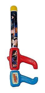 Lança Agua Liga Da Justiça 46cm - Rosita